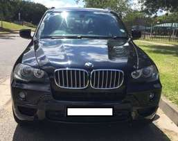 2008 BMW X5 3L Diesel MSport (trade in considered)