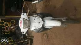 A working perfect Jincheng 110 motorcycle for sale at a good price.