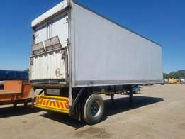 2010 Top Trailer Box body Trailer