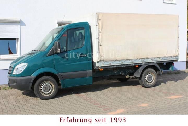 Mercedes-Benz Sprinter 315 CDI Pritsche + Plane - 2008