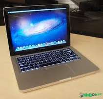 macbook duo core laptop,2gb,250gb at 19000ksh