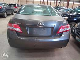 Toyota Camry Muzzle 2011
