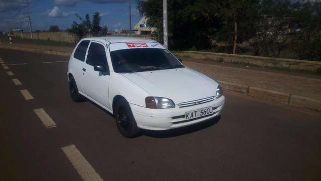 Toyota Starlet,Manual,Very Clean Thika - image 1