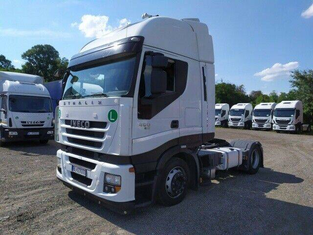 Iveco Stralis AS440S46 LT - 2012