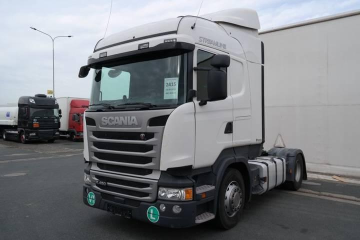 Scania R450 LA 4X2 - 2015