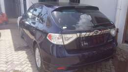 Fully loaded Subaru Impreza available for sale