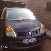 Renault Modus 1.4 16v spares for sale.