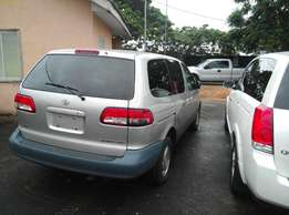 Foreign Used Toyota Sienna - 2002 For Sale