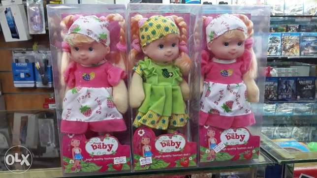 Fruit baby doll new for kids