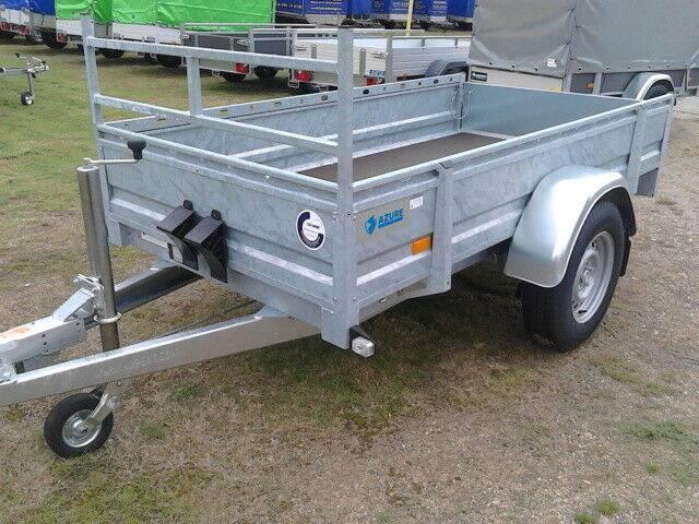 Hapert Azure L-1 Stahl, 250 x 130cm, 1500 kg