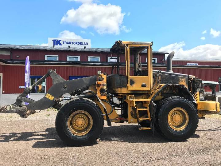 Volvo L70e Dismantled For Spare Parts