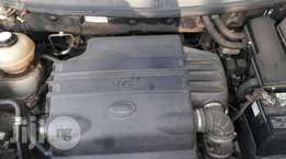 Land rover with Camry engine