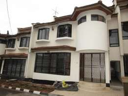 4 Bedroom all ensuite Townhouse 3 Levels in Gated cmunity in Lavington