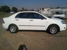 2006 Toyota Corolla 1.6i gle For Sale R69000 Is Available