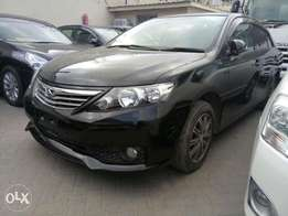 Toyota allion KCN number