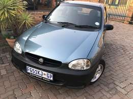 opel corsa lite with mags