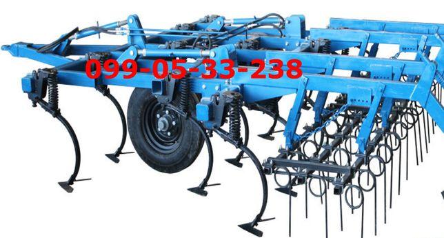 Культиватор КГШ-4, КПС-4, КГШ-8.4, КПС-8 с пружинами и катком доставка Днепр - изображение 7