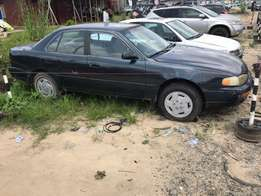 Sharl Toyota Camry for sale at a Giveaway Price!