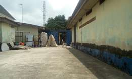 Land for sale 1buliding away from Express At Ikota School