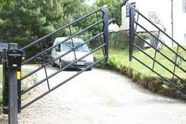 we do installation and maintenance of electric gate