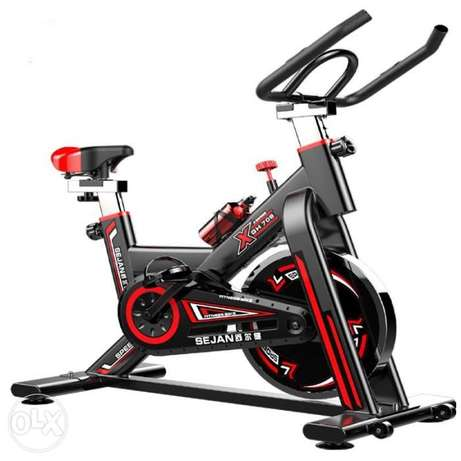 New spinning Sport bike cycle