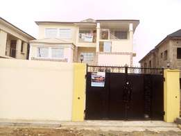 3 Bedroom flat at Arepo after Opic isheri North