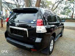 Land cruiser Prado 150 series on sale.