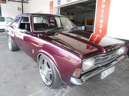 1974 Ford Cortina 3.0 V6 XLE