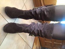 Чоботи Замшеві - Жіноче взуття в Тернопіль - OLX.ua c0bbb6e0a2fb4