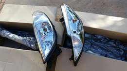 Ford Falcon head lights