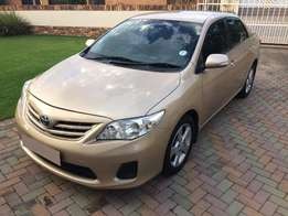 2012 Toyota Corolla 1.6 Advanced A/T - FSH, New tyres, RWC -Immaculate