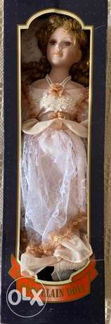 New Porcelain Doll, Collector item