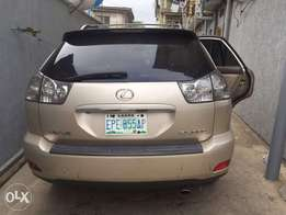 Lexus Rx330 (Full Option)