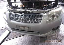 Nosecut for Toyota filder 2010 with front light grill and front Bamper