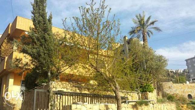 for sale or rent a realstate in Bikfaya panoramic sea and moutain view المتن -  2