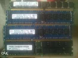 New 4gb Pc2 and Pc3 Ram for sale
