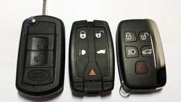 Land Rover Key Repair, New key - Disc 3/4, RRover, Evoque, Freelande 2
