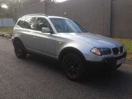 2008 Bmw X3 3.0 Litre Engine 5Drs With SUN ROOF
