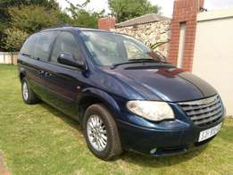Call Haroon on 2005 Chrysler Grand voyager 3.3 Se Auto