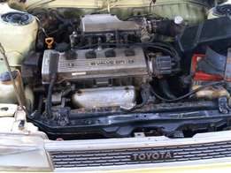 Toyota corolla 91 for sell