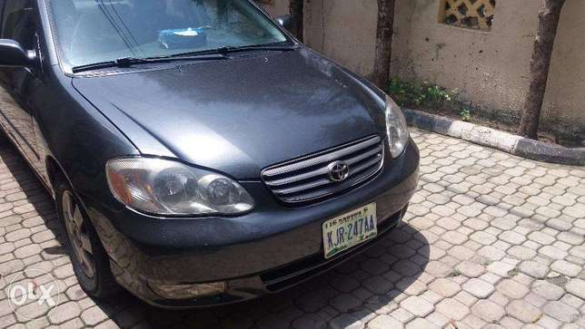Clean Toyota Corolla for sale Abuja - image 6
