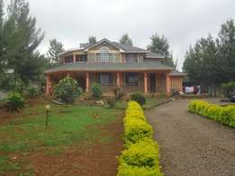 Beautiful four bedroom Mansion for sale in Rimpa Ongata Rongai