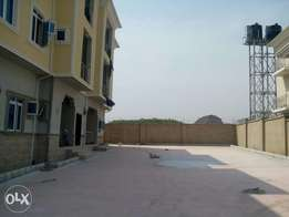 A tastefully finished & brand new 2bedroom flat at Jahi district