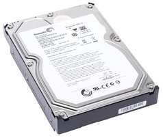 "1TB Seagate Hard Drive - 3.5"" Internal Desktop"