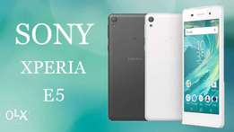 Sony Xperia E5, Brand New Sealed Phone With 13 Months Warranty