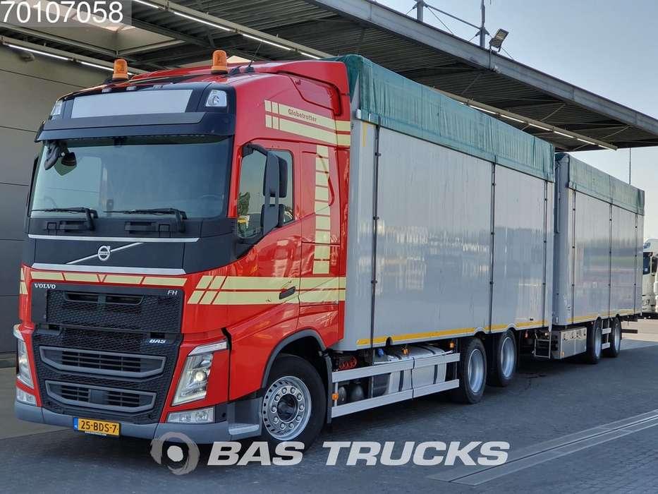 Volvo FH 460 6X2 VEB+ Liftachse Euro 6 Full Safety Options ACC - 2014