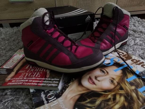 Adidas Zimowe Buty OLX.pl
