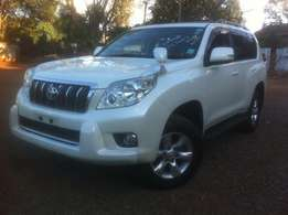 Toyota Landcruiser Prado, Sunroof, Leather Interior, KCL, New Arrival