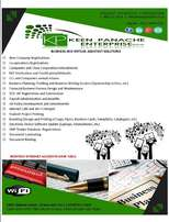 Business Consultancy and Internet Services