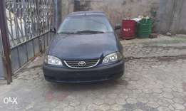Buy and drive clean avensis toks
